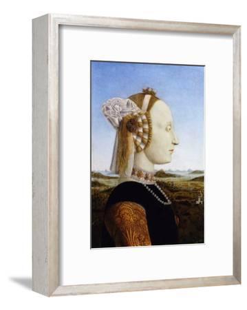 Portrait of the Duchess of Urbino, Battista Sforza