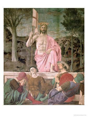 The Resurrection, circa 1463