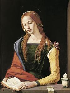 Magdalene by Piero di Cosimo