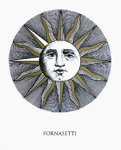 La Luna by Piero Fornasetti