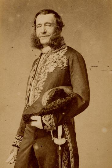 Pierre Adolphe Piorry-Pierre Petit-Giclee Print