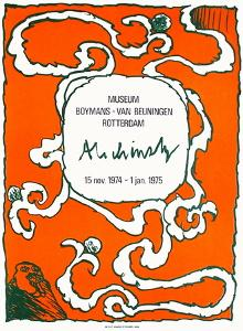 Expo 045 - Museum Boyman-van Beuningen by Pierre Alechinsky