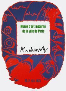 Expo 051 - Musée d'Art Moderne VP by Pierre Alechinsky