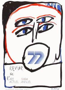 Expo 064 - Revue de l'Art Actuel by Pierre Alechinsky