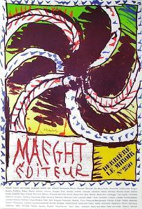 Expo Maeght Editeur by Pierre Alechinsky