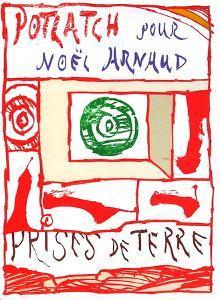 Expo Prises De Terre À Toulouse by Pierre Alechinsky