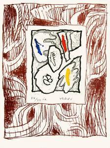 Trilogisme by Pierre Alechinsky