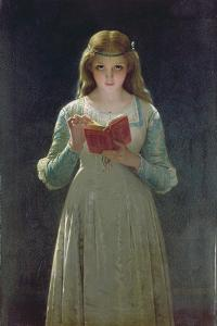 The Reader by Pierre-Auguste Cot