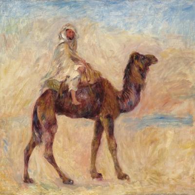 A Camel; a Dos De Chameau, 1881 by Pierre-Auguste Renoir