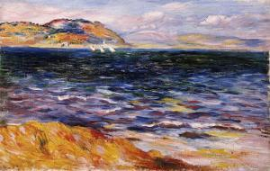 Bordighera, C.1888 by Pierre-Auguste Renoir