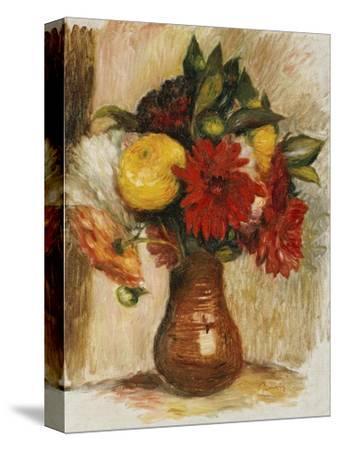 Bouquet de Fleurs au Pichet de Terre