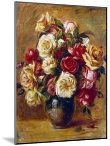 Bouquet of Roses, C1909 by Pierre-Auguste Renoir