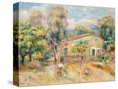 Collettes Farmhouse, Cagnes, 1910
