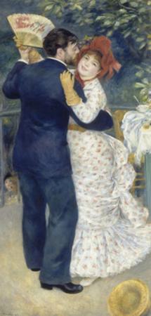 Country Dance (Danse À La Campagn), 1883 by Pierre-Auguste Renoir