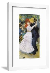 Dance at Bougival, 1883 by Pierre-Auguste Renoir