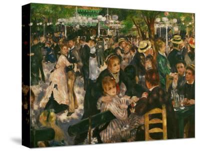 Dance at the Moulin De La Galette, 1876