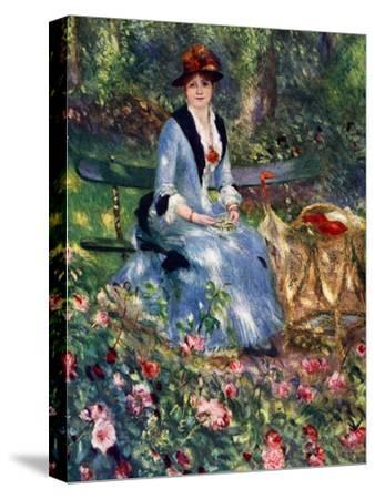 Dans Les Roses, 1882