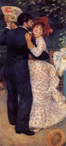 Danse a la Campagne by Pierre-Auguste Renoir