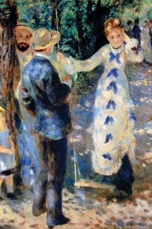 Famille by Pierre-Auguste Renoir