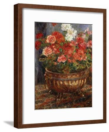 Flowers in a Brazen Vessel, 1880