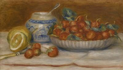 Fraises by Pierre-Auguste Renoir