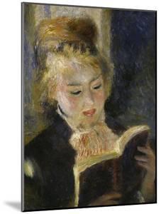 Girl Reading, c.1874 by Pierre-Auguste Renoir
