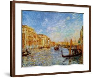 Grand Canal Venice by Pierre-Auguste Renoir