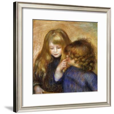 Jean and Coco; Jean et Coco, c.1902