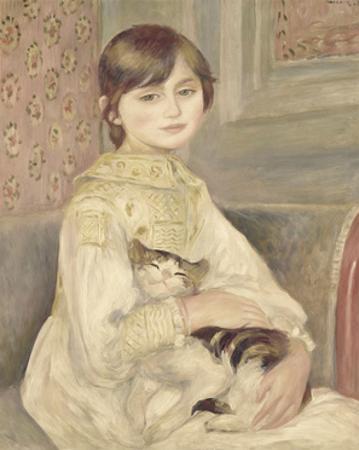 Julie Manet,1887