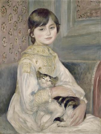 Julie Manet, 1887