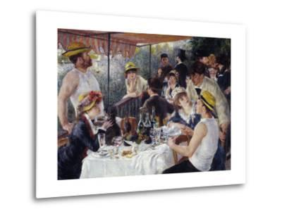 Luncheon of the Boating Party, 1880-81