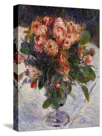 Moss Roses, circa 1890