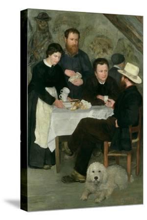 Mother Anthony's Tavern, 1866
