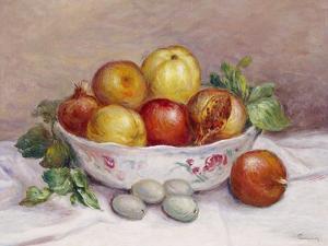 Nature Morte a la Grenade by Pierre-Auguste Renoir