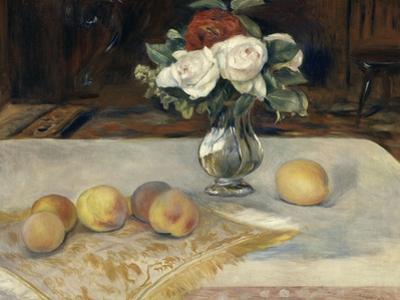 Nature morte by Pierre-Auguste Renoir