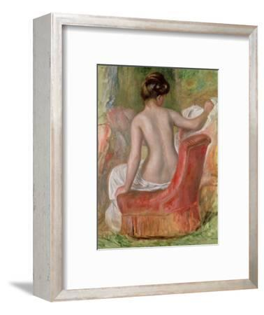 Nude in an Armchair, 1900