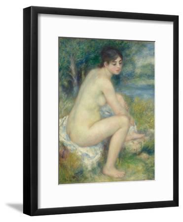 Nude Woman in a Landscape, 1883