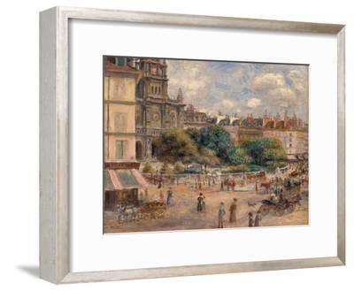 Place De La Trinité, 1893