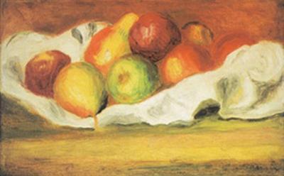 Pommes et Poires by Pierre-Auguste Renoir