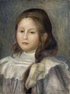 Portrait d'enfant by Pierre-Auguste Renoir