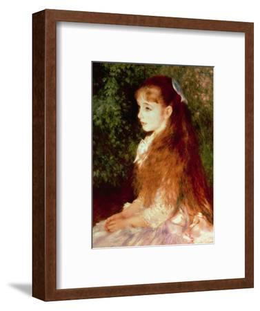 Portrait of Mademoiselle Irene Cahen D'Anvers, 1880