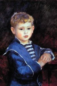Portrait of Paul Haviland by Pierre-Auguste Renoir
