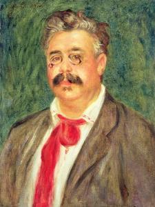 Portrait of Wilhelm Muhlfeld, 1910 by Pierre-Auguste Renoir