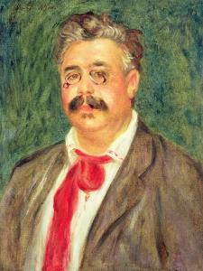 Portrait of Wilhelm Muhlfeld, 1910 by Pierre-Auguste Renoir