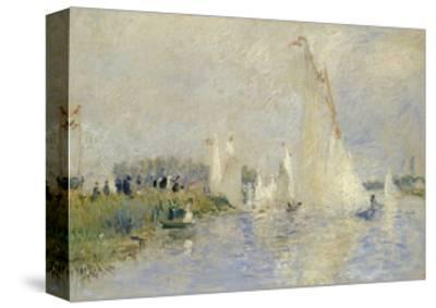 Regatta at Argenteuil, 1874