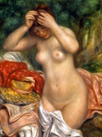 Renoir: Bather by Pierre-Auguste Renoir