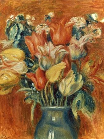 Renoir: Bouquet Of Tulips