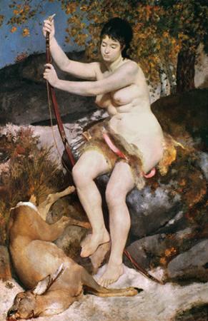Renoir: Diana