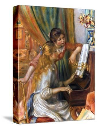 Renoir: Girls/Piano, 1892