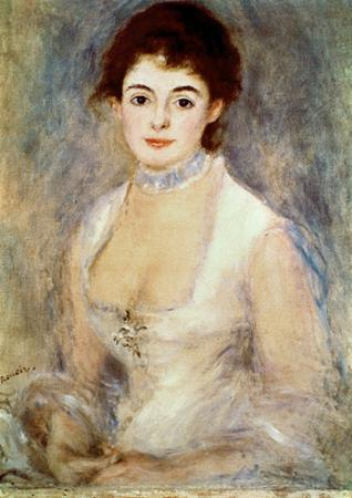 Renoir: Madame Henriot by Pierre-Auguste Renoir